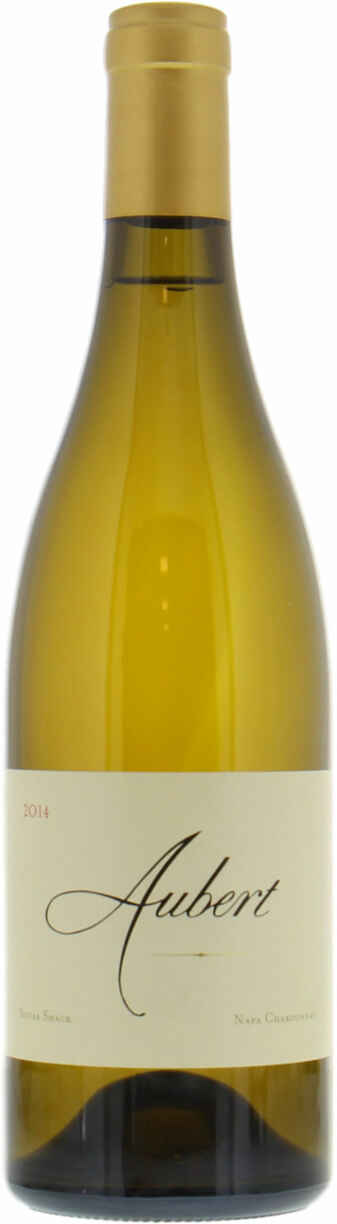 Aubert  Chardonnay Sugar Shack Estate 2014