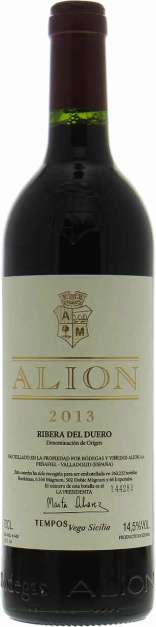 Alion Bodegas Alion 2013