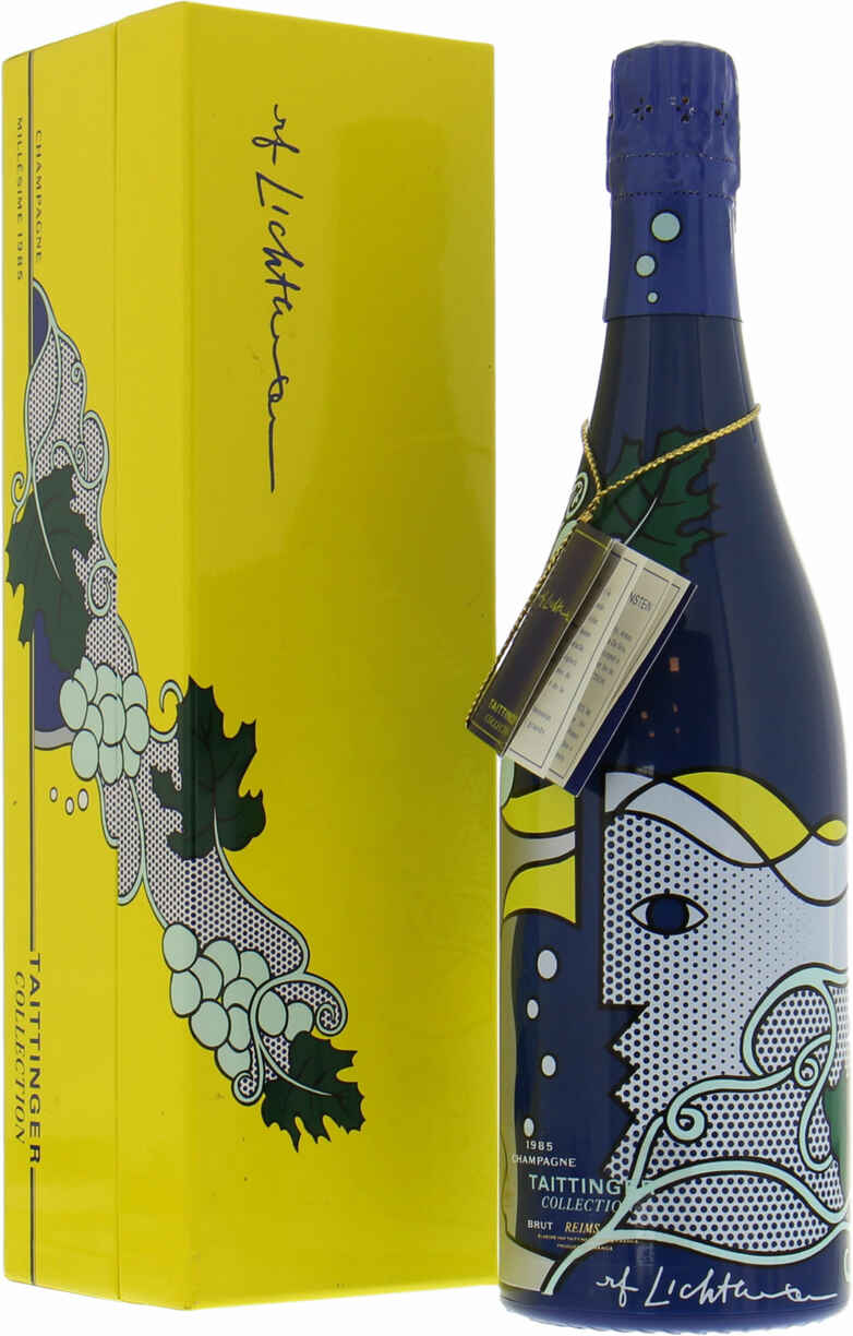 Taittinger  Collection Lichtenstein 1985