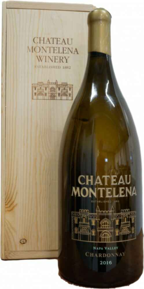 Chateau Montelena The Chardonnay 2016