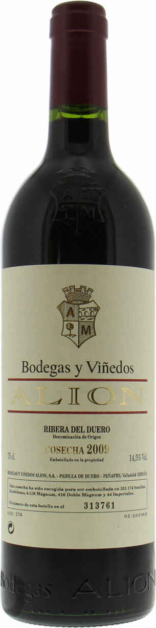 Alion Bodegas Alion 2009