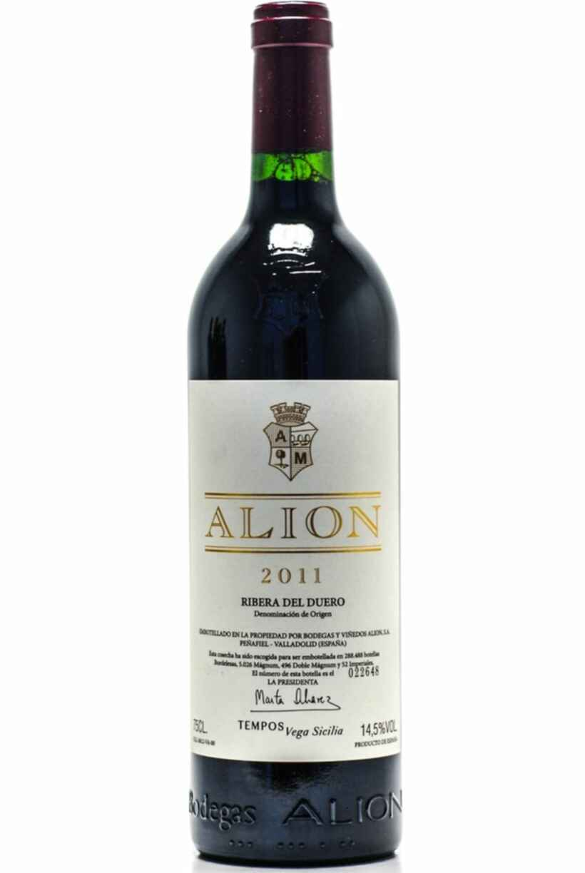 Alion Bodegas Alion 2011
