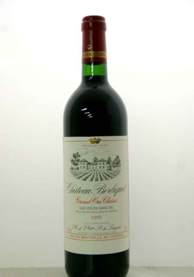 Chateau Berliquet 1995