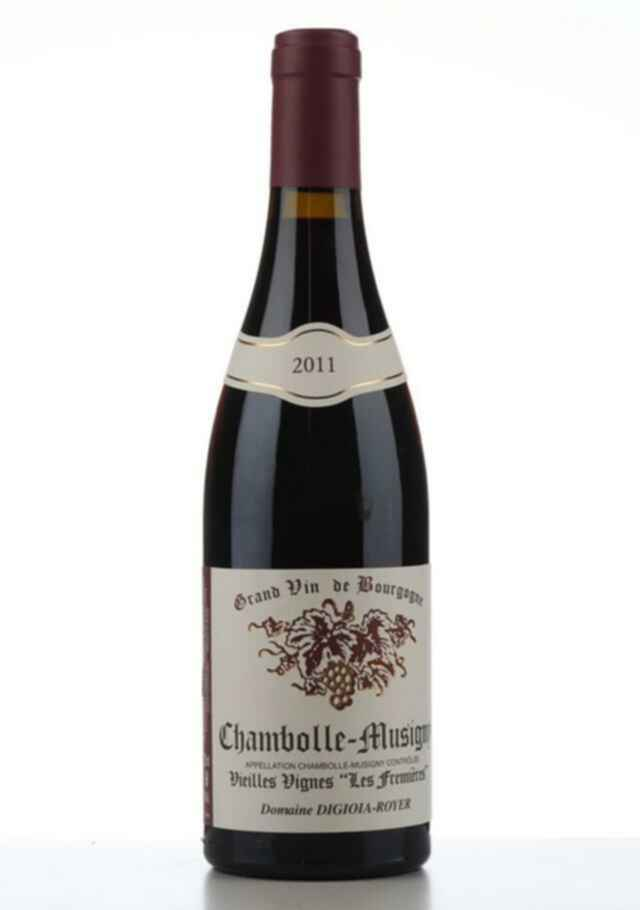 Digioia Royer Chambolle Musigny Les Fremieres Vieilles Vignes 2011
