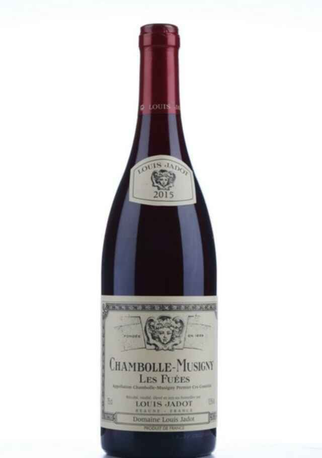 Louis Jadot Chambolle Musigny Les Fuees 2015
