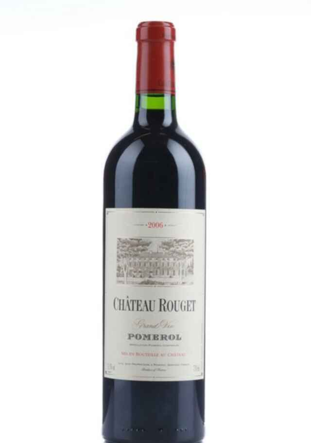 Chateau Rouget 2006
