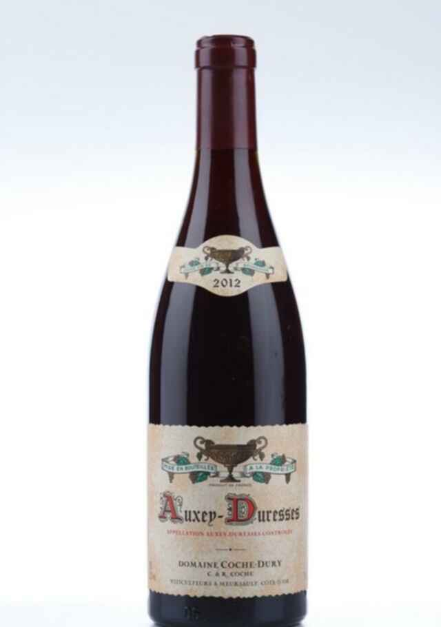Coche Dury Auxey Duresses 2012