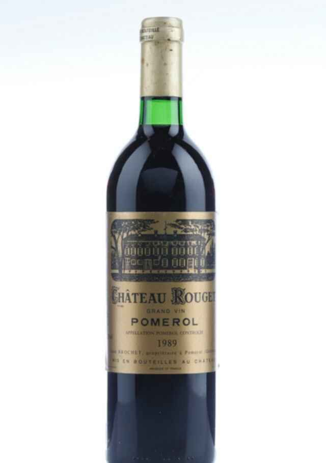 Chateau Rouget 1989