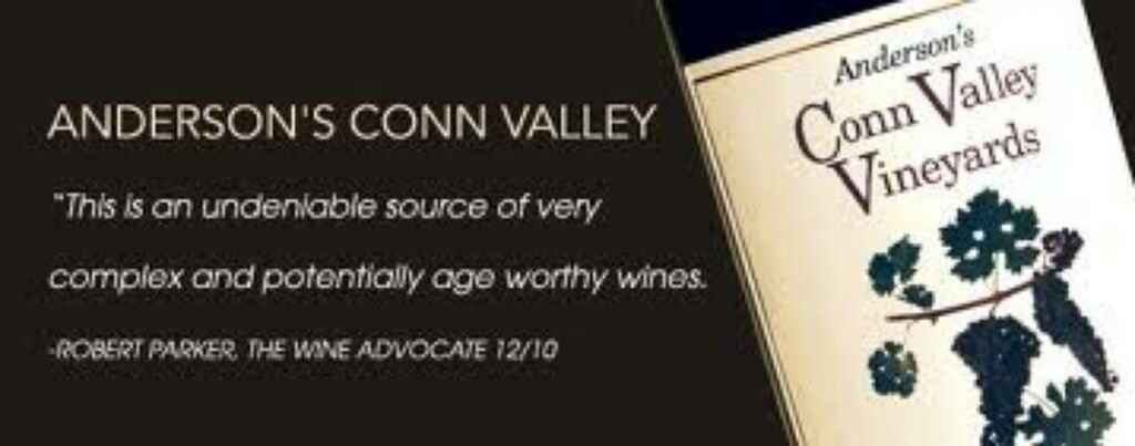 Anderson's Conn Valley Athem Cellars 1997