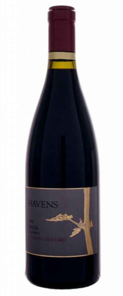 Havens Wine Cellars Syrah 1997