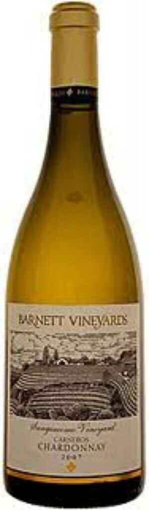 Barnett Vineyards Chardonnay 1998