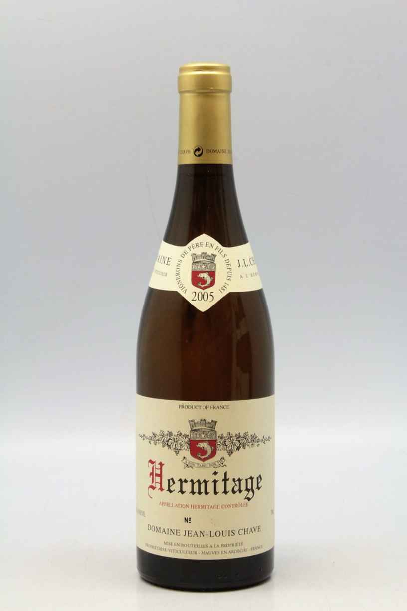 Jean Louis Chave Hermitage Blanc 2005