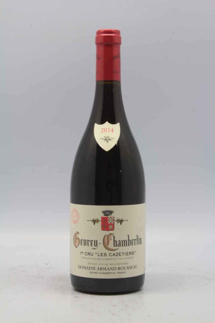 Armand Rousseau Gevrey Chambertin Les Cazetiers 2014