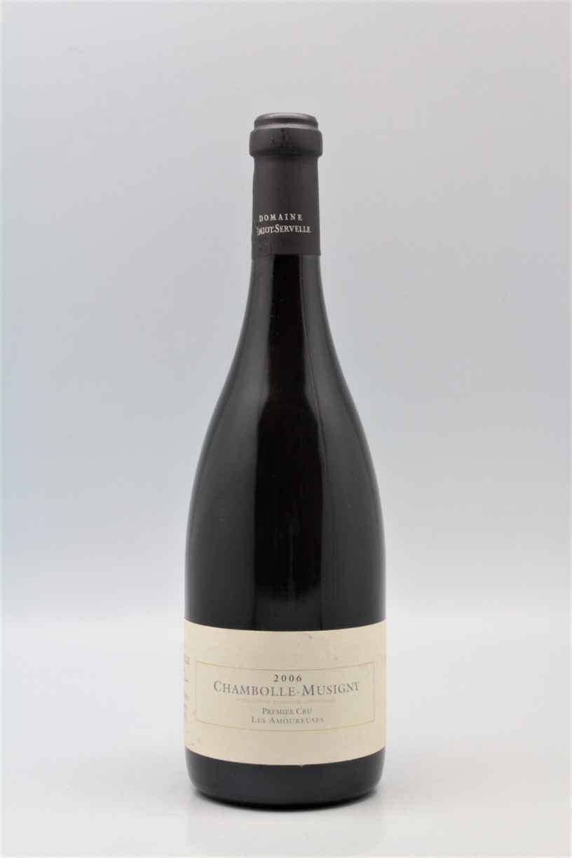 Amiot Servelle Chambolle Musigny Les Amoureuses 2006