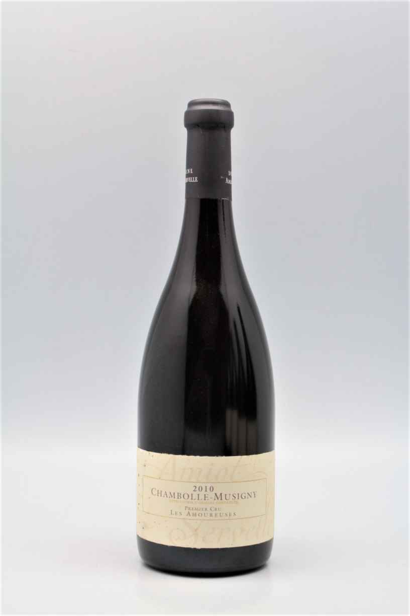 Amiot Servelle Chambolle Musigny Les Amoureuses 2010