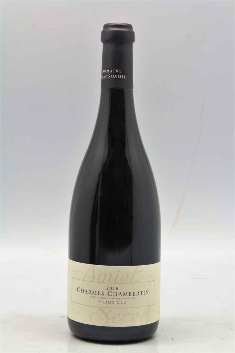 Amiot Servelle Chambolle Musigny Les Charmes 2015