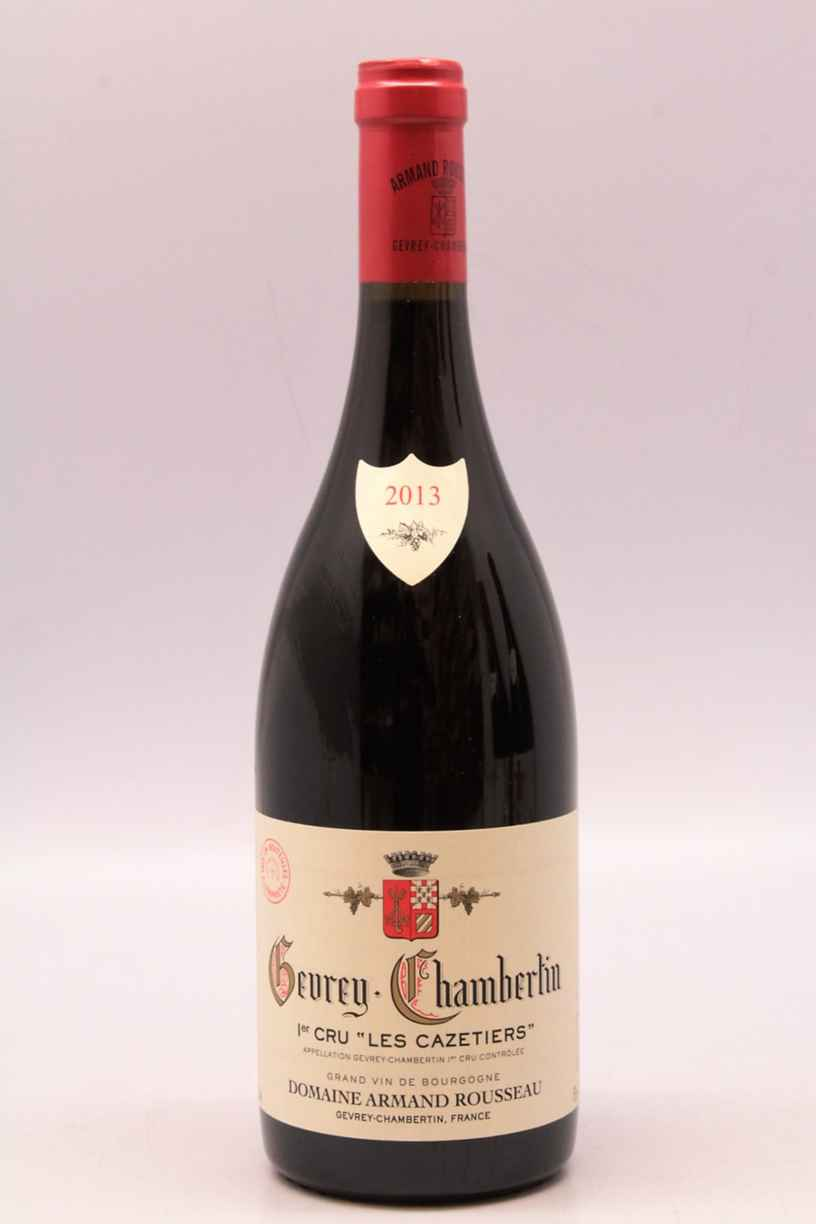 Armand Rousseau Gevrey Chambertin Les Cazetiers 2013