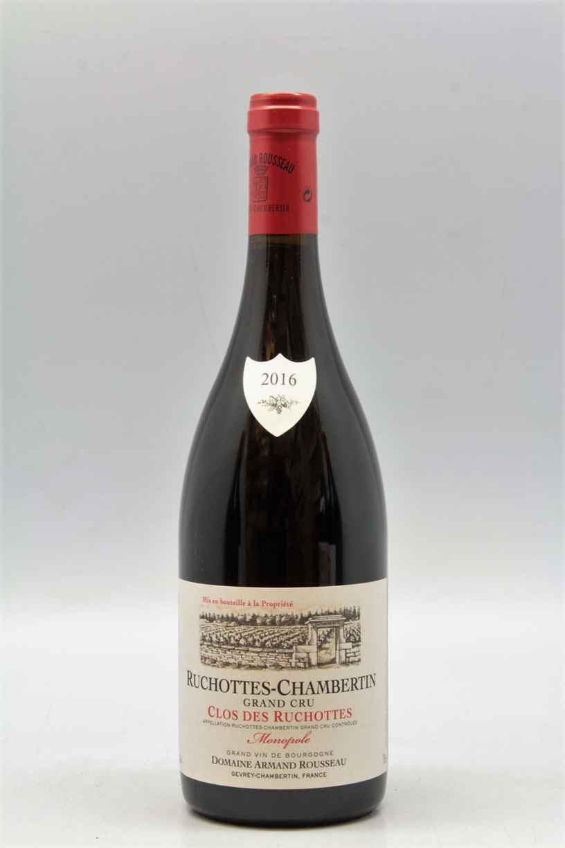 Armand Rousseau Ruchottes Chambertin Clos Des Ruchottes 2016