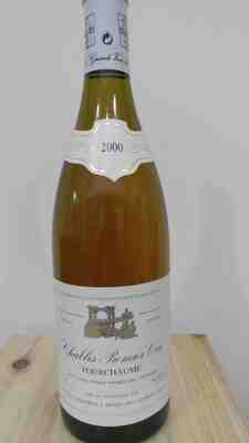 Domaine Alain Geoffroy Chablis 1er Fourchaume 2000