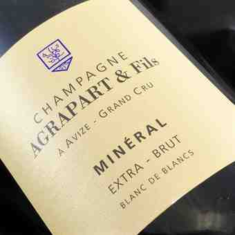 Agrapart Et Fils , Champagne Agrapart Mineral , 2007