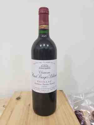 Chateau Haut Bages Liberal 2001