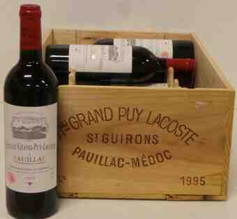 Chateau Grand Puy Lacoste 1995