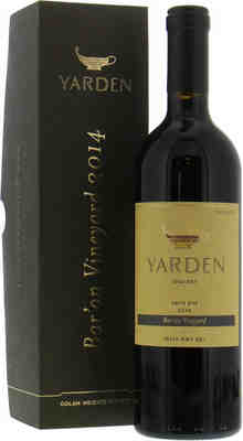 Golan Heights Winery   Yarden Bar'on Vineyards Blend 2014
