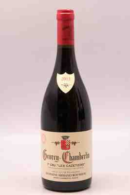 Armand Rousseau , Gevrey Chambertin Les Cazetiers , 2013