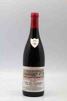 Armand Rousseau , Ruchottes Chambertin Clos Des Ruchottes , 2007