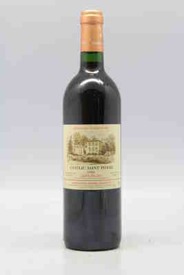 Chateau Saint-pierre 1999